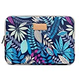 Father's Day Gifts-Valentoria 15.6 Inch Laptop Sleeve Case-Colorful Vintage Leaves Style Ultrabook Sleeve Macbook Bag For Acer..