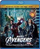 Marvel's the Avengers [Blu-ray] [Import]
