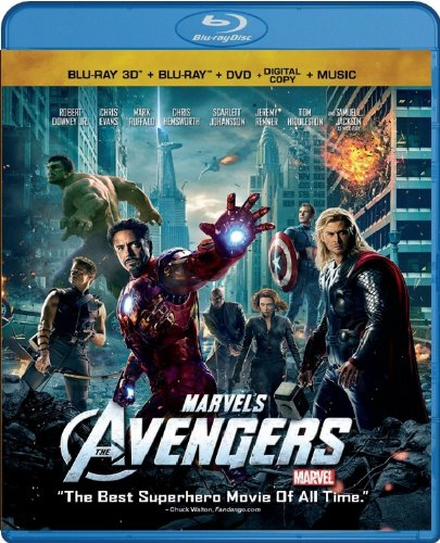 Marvel's the Avengers [Blu-ray] [Import]の詳細を見る