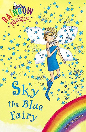 Rainbow Magic: Sky the Blue Fairy: The Rainbow Fairies Book 5の詳細を見る