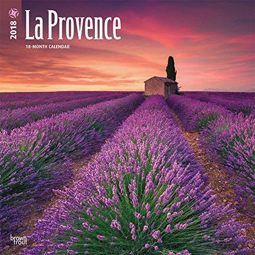 La Provence 2018 Calendar