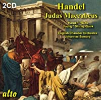 Judas Maccabeus by HEATHER / WATTS,HELEN WATTS / YOUNG,ALEXANDER HARPER (2007-08-07)