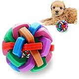 犬 おもちゃ ボール 犬おもちゃ 鈴 音の出るおもちゃ 噛むおもちゃ 犬用 犬のおもちゃ 小型犬 中型犬 大型犬 オモチャ 【TALASSA】
