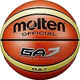 molten(モルテン) バスケットボール GA7 人工皮革7号 BGA7