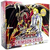 遊戯王 英版語 クリムゾンクライシス 1st ブースターボックス 5D's Crimson Crisis 1st Edition Booster Pack