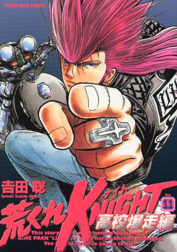 荒くれKNIGHT 高校爆走編 11 (ヤングキングコミックス)の詳細を見る