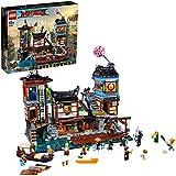The LEGO Ninjago Movie Ninjago City Docks 70657 Playset Toy