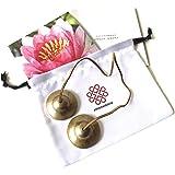 ティンシャ スペシャルティンシャ・プチ [アマナマナ公式] ヨガ 癒し 浄化 瞑想 ヒーリング チベタン ベル