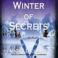 Winter of Secrets (Constable Molly Smith)