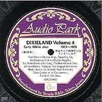 アーリー・ホワイト・ジャズ デキシーランド 第4集(1924~1929) [APCD-6013] Early White Jazz DIXIELAND VOLUME 4(1924~1929)