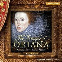 Triumphs of Oriana by GEORGE FRIDERIC HANDEL (2002-03-26)