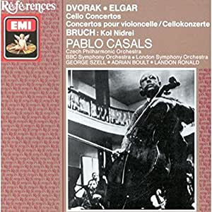 Dvorak/Elgar/Cello Cti