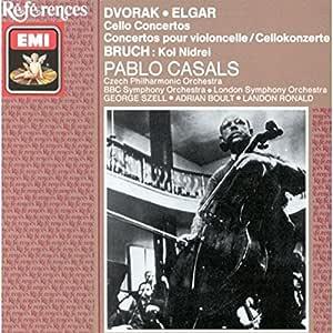 Dvorak/Elgar/Cello Cti