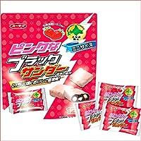 北海道限定 有楽製菓 ピンクなブラックサンダー ミニサイズ(1袋 12個入り×30袋)