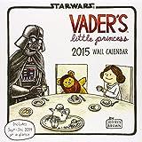 Vader's Little Princess 2015 Wall Calendar (Star Wars)