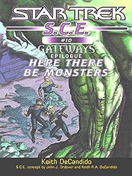 Star Trek: Here There Be Monsters (Star Trek: Starfleet Corps of Engineers Book 10) by [DeCandido, Keith R. A.]