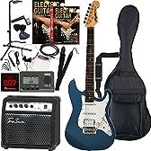 Rayfield レイフィールド エレキギター サウンドステーションオリジナル RST-320/MBL 初心者入門スタンダードセット