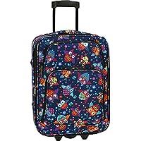 Elite Luggage Elite Luggage Owls Carry-on Rolling Luggage