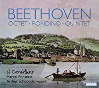Beethoven: Octet, Rondino & Quintet by Marcel Ponseele