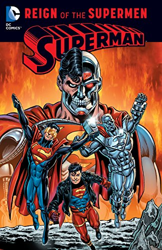 amazon superman reign of the supermen superman the death of