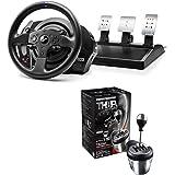 Thrustmaster T300RS GT Racing Wheel+ ThrustmasterTH8A Shifter セット販売 [並行輸入品]