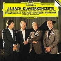 J.S. Bach: Konzerte Fur 2,3,& 4 Klaviere (1990-10-25)