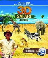 3d Safari Africa [Blu-ray] [Import]