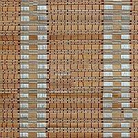 PENGFEI 竹すだれ バンブーカーテン 屋内 断つ バルコニー 通気性 ローマのカーテン、 複数のサイズ (色 : A, サイズ さいず : 140X225CM)