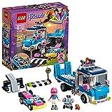 LEGO Friends Service & Care Truck 41348 Building Kit (247 Piece), Multicolor