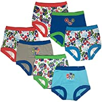 PJ Masks Boys BTP5118 7-Pack Training Underwear - Multi