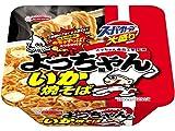 エースコック スーパーカップ大盛り よっちゃん食品工業監修 よっちゃん風いか焼そば 158g×12個