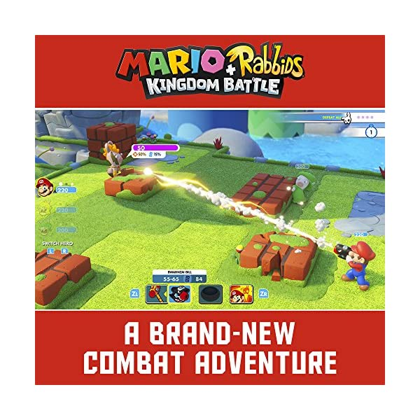 Mario + Rabbids Kingdom...の紹介画像5