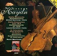 Concerto for Violin & Cello