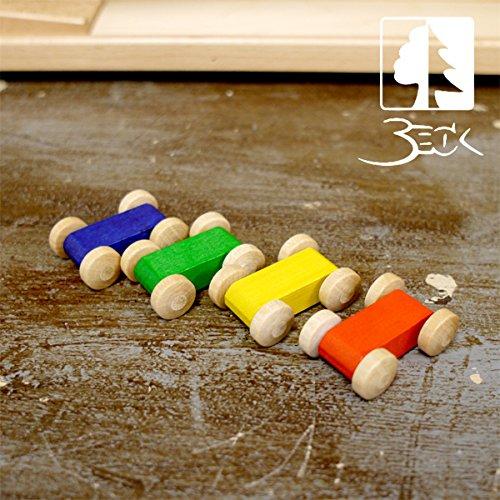 Beck(ベック社) 4色カーセット