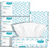 Winner Soft Dry Wipe, Made of Cotton Only, 600 Count Unscented Cotton Tissues for Sensitive Skin