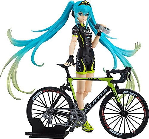 figma レーシングミク2015 TeamUKYO応援 ver. ノンスケール ABS&PVC製 塗装済み可動フィギュア