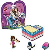 LEGO Friends Olivia's Summer Heart Box 41387 Building Kit