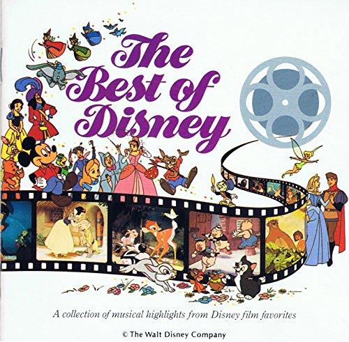 ベスト・オブ・ディズニー~オリジナル・サウンド・トラック・コレクション