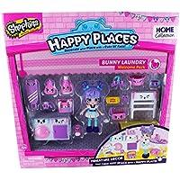 ハッピープレイスShopkins シーズン2 ウェルカムパックバニーランドリー/Welcome Pack Bunny Laundry [並行輸入品]