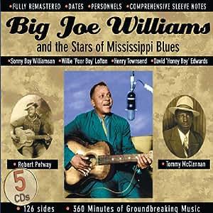 Big Joe Williams & The Stars of Mississippi Blues