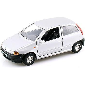 BBURAGO 18-22126 FIAT 500L 1//24 DIECAST MODEL CAR RED