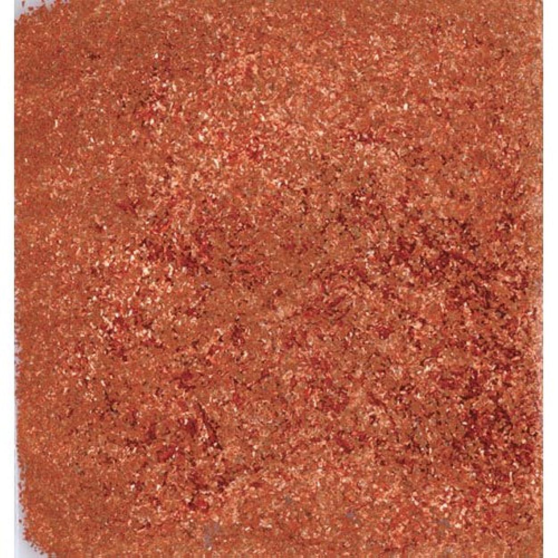 テセウス洗剤どこかピカエース ネイル用パウダー シャインフレーク #705 朱色 0.3g