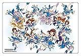 ブシロード ラバーマットコレクション Vol.74 『アイドルマスター プラチナスターズ』