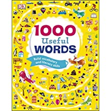 1000 Useful Words: Build Vocabulary and Literacy Skills (English Edition)