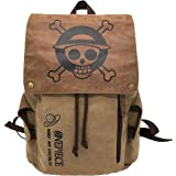 """Aoibox Japanese Anime Backpack,Demon Slayer backpack,Unisex Canvas Shoulders bag (10.6""""x4.7""""x16.5""""Inh,Multicolors)"""