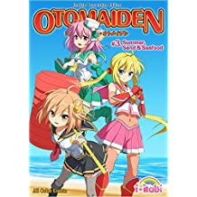 Manga: Pure Soldier OTOMAIDEN 3 (English Edition): Summer, Sand and Seafood