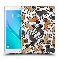 Head Case Designs ボーアボール ドッグブリード・パターン 14 Samsung Galaxy Tab A 9.7 専用ソフトジェルケース