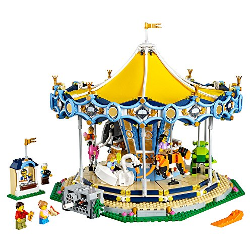 LEGO Creator Expert Carousel 10257建物キット( 2670?Piece )
