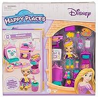 [ショップキンズ]Disney Princess Happy Places Rapunzel Painter' s Corner Theme Pack ディズニー ハッピープレイス ラプンツェル ペインターズコーナー 58131 [並行輸入品]