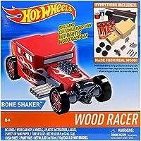 Tara Toy Hot Wheelsウッドレーサーボーンシェーカービークル、ワンサイズ